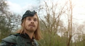 טום ריילי כרובין הוד. צילום מסך מיוטיוב