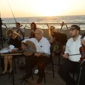סליחות בנמל תל אביב, עם האנדלוסית מאשדוד