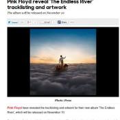 כך נראה האלבום החדש של פינק פלויד