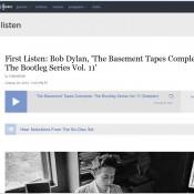 זורם: שירים מהבוקס-סט החדש של בוב דילן, עכשיו ברשת