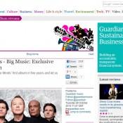 זורם: האלבום החדש של סימפל מיינדס, עכשיו ברשת