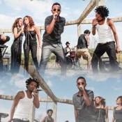 להקת הרוק האתיופית jano band תופיע בהאנגר 11 בתל אביב