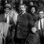 ארץ ישראל הישנה והטובה של (אלברט) איינשטיין