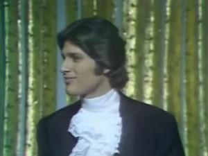 מייק בראנט, פסטיבל מידאם 1970 (צילום מסך: יוטיוב)