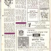 כותרות האתמול: 12 ביוני, 1970