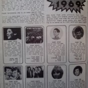 כותרות האתמול: 28 בנובמבר, 1969