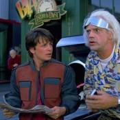 מרטי ודוק חוזרים לעתיד
