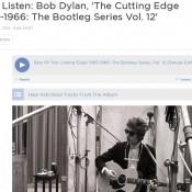 זורם: בוב דילן ממשיך לחפור