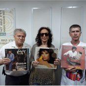 מעדן ויניל עם ברוריה אבידן-בריר, שעה שנייה, היום ברדיו קסם, 106 FM