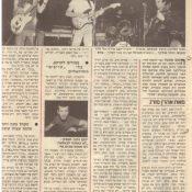 כותרות האתמול: 21 באפריל, 1982